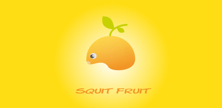 squit fruit yellow logo
