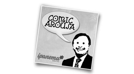 comic arousa font