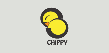 chippy yellow logo