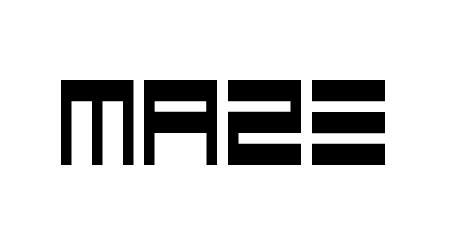 maze pixel font