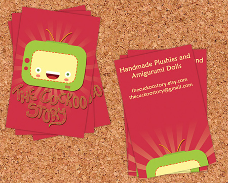 cuckoo story business card 2