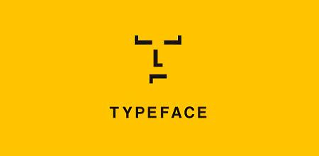 type-face yellow logo