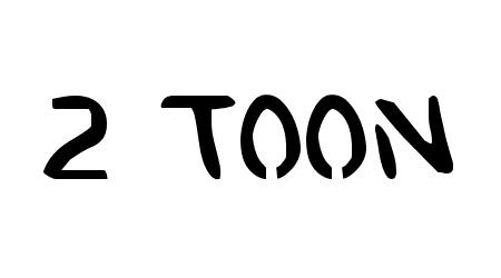 2Toon font