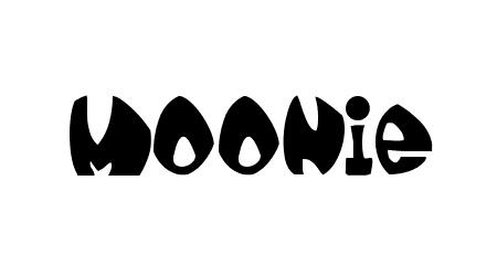 moonie comic font