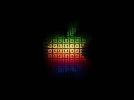 apple arabesque wallpaper