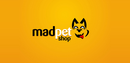mad pet shop logo