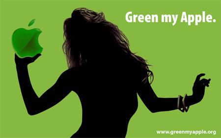 green my apple wallpaper