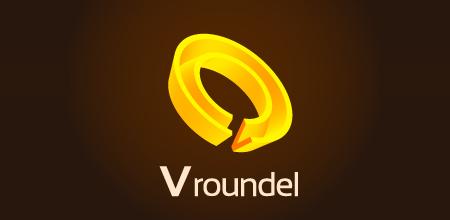 v roundel logo