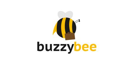 buzzy bee logo