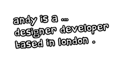 comic andy font