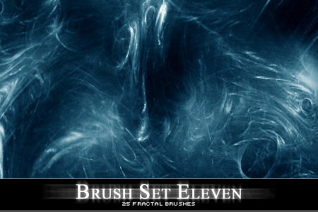 ShadOws Brush Set 11