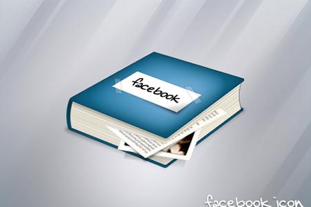 cool facebook icon