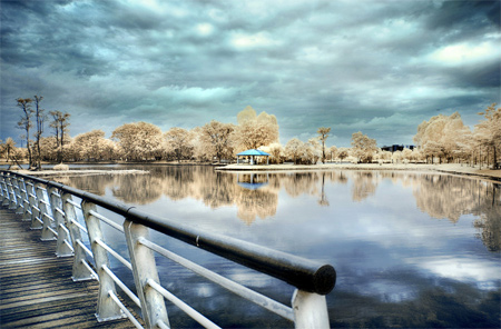 Dramatic Infrared 2