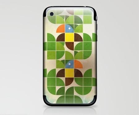 Simplistics iPhone Skin
