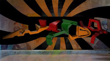 Graffiti-Wujda