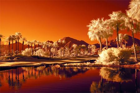 IR (infrared) Palm Springs - Version 2