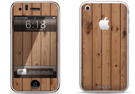 Skins para iphone 3G/3GS