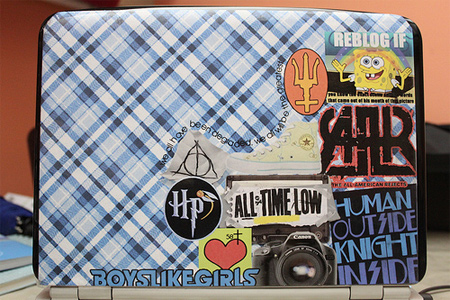 My Laptop skin
