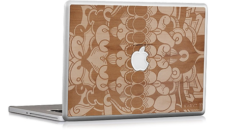 Flourish MacBook Skin