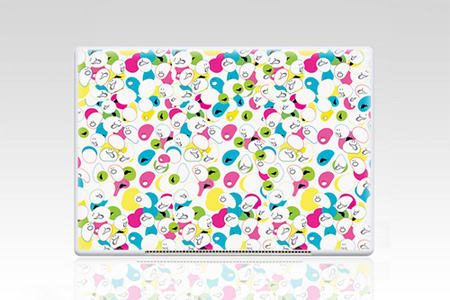 Jellybeanie Laptop Skin