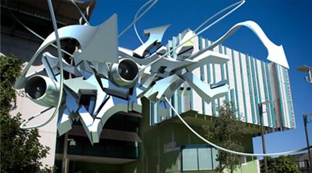 3D Graffiti-Photek