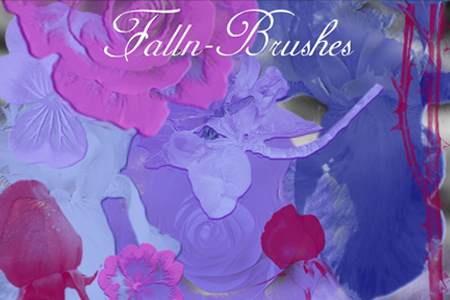 Floral Brushes Set 1
