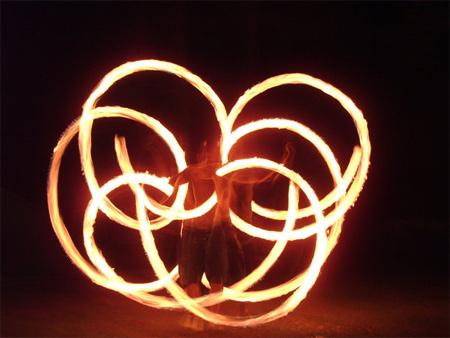 Fire Knot