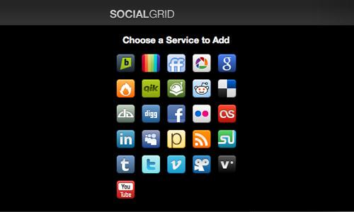 SocialGrid