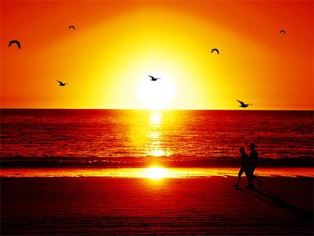 Breathtaking Photos of the Natural Beauty of Sunset - blueblots.com  Sunset