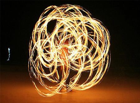Boracay Phoenix Fire Dancersr
