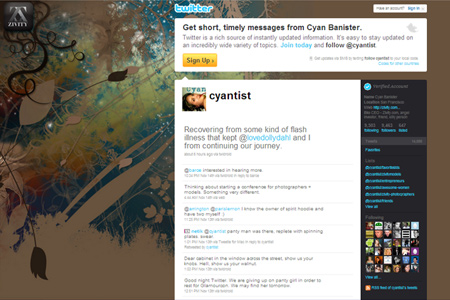 cyantist