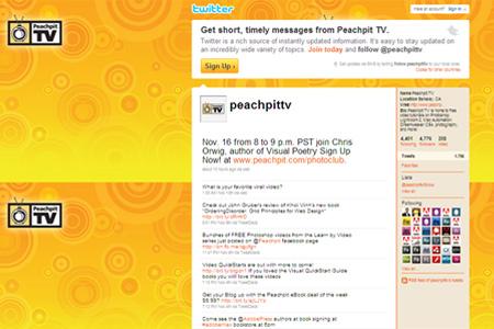 Peachpit TV