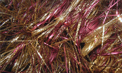 Tinsel Texture Type Thing