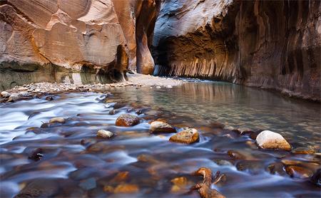 Corridor of Water