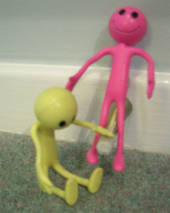 Bendy Door Stopper