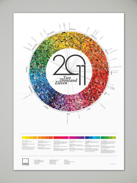 MULTI-CALENDAR FOR 2011