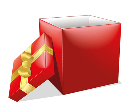 Create an Ornate 3D Gift Box in Illustrator