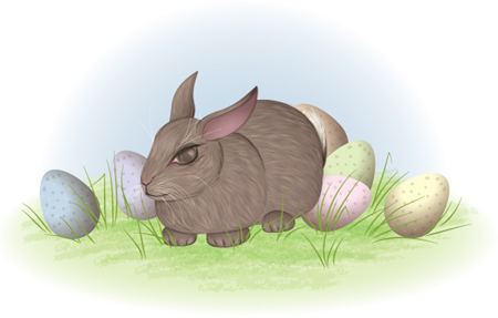 Create a Quick Spring, Holiday Scene in Illustrator
