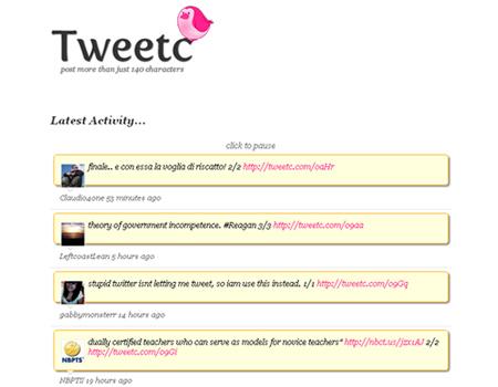 tweetc