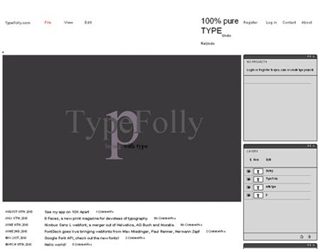 Type Folly