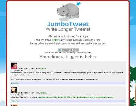 jumbotweet