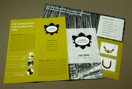 Professional Jeweler Brochure