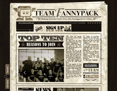 Team Fannypack
