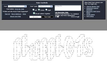 26 Efficient Online Typography Tools - blueblots com