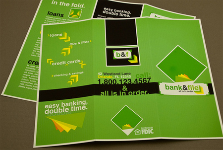 Financial & Banking Brochure