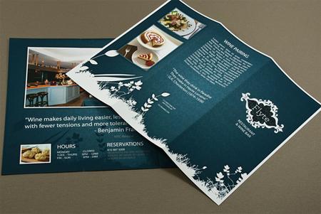 tri fold brochure design inspiration juve cenitdelacabrera co