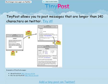 TinyPost