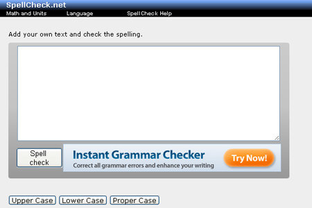 spellcheck.net