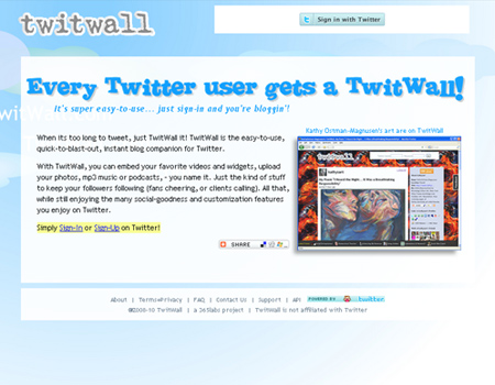 twitwall