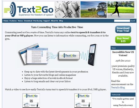 text2go